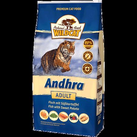 Wildcat Andhra  Fisch