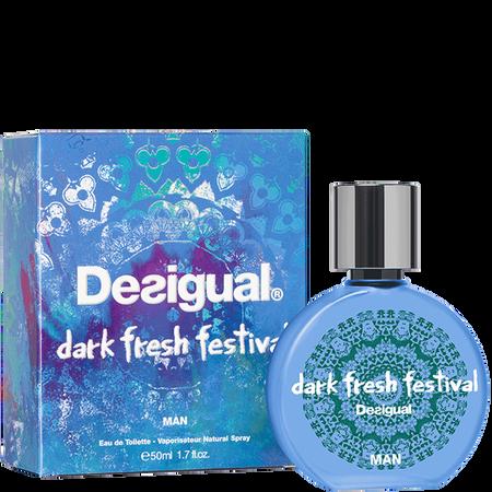 Desigual Dark Fresh Festival Man Eau de Toilette (EdT)