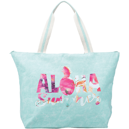 "LOOK BY BIPA Strandtasche ""Aloha Summer"""