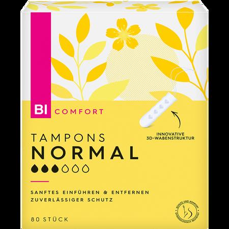 BI COMFORT Tampons Normal