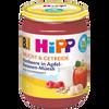 Bild: HiPP Frucht & Getreide Himbeere in Apfel-Bananen-Müsli