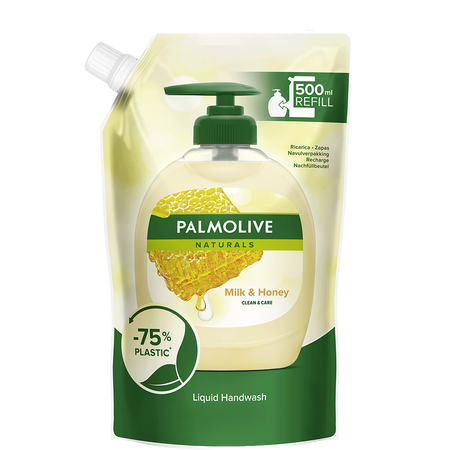 Palmolive Naturals Honig Nachfüllseife