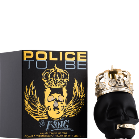 Police To Be the King Eau de Toilette (EdT)