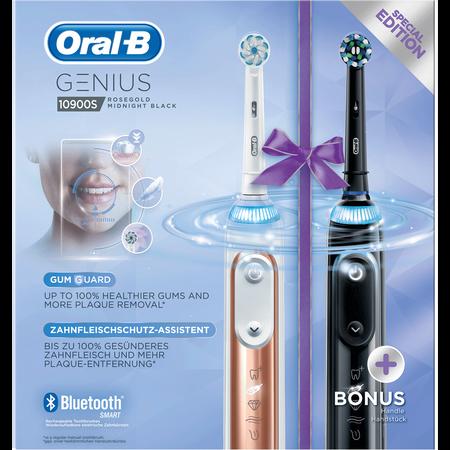 Oral-B Genius 10900S Duopack