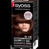 Bild: syoss PROFESSIONAL Salonplex Permanente Coloration Mauve Braun