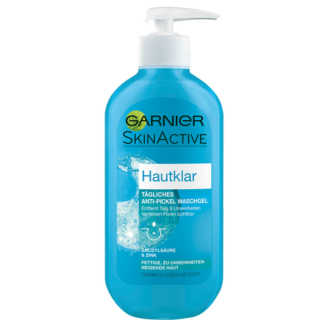 GARNIER SKIN ACTIVE Hautklar Anti-Pickel Waschgel