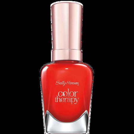 Bild: Sally Hansen Color Therapy Nagellack red-iance Sally Hansen Color Therapy Nagellack