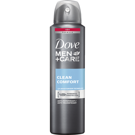 Dove MEN+CARE Clean Comfort Deospray