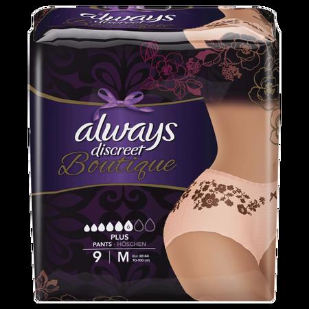 always discreet Boutique Pants plus medium