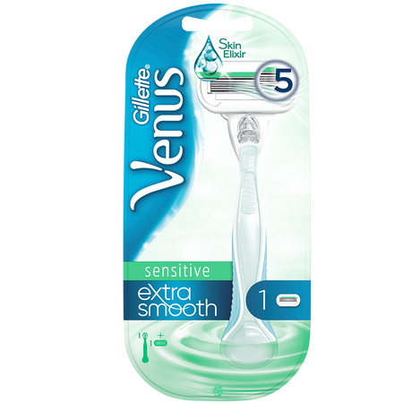 Gillette Venus Extra Smooth sensitive Rasierer