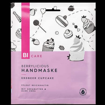 BI CARE Berrylicious Handmaske Erdbeer Cupcake