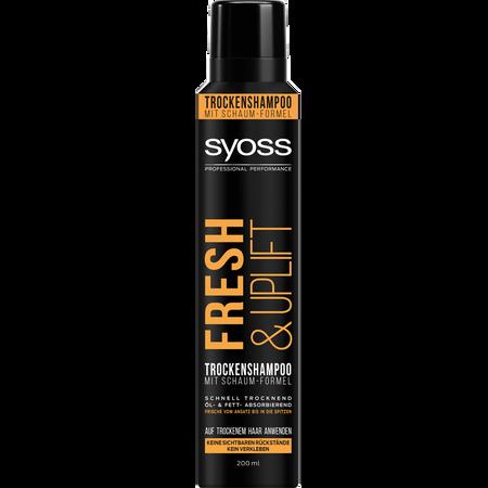 Bild: syoss PROFESSIONAL Fresh & Uplift Trockenshampoo mit Schaumformel  syoss PROFESSIONAL Fresh & Uplift Trockenshampoo mit Schaumformel