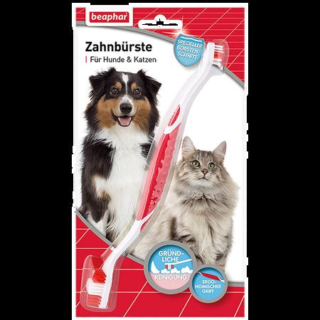 beaphar Zahnbürste für Hunde & Katzen