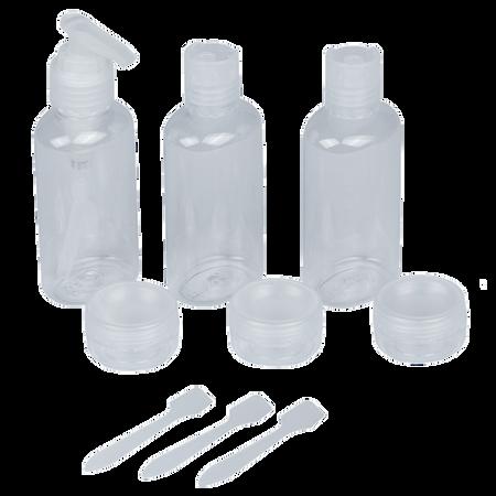 Soapland Reiseset mit 6 Behältern
