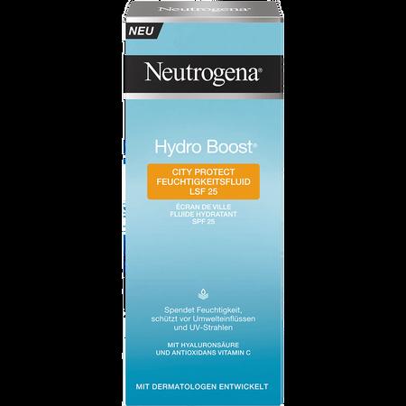 Neutrogena Hydro Boost City Protect Feuchtigkeitsfluid