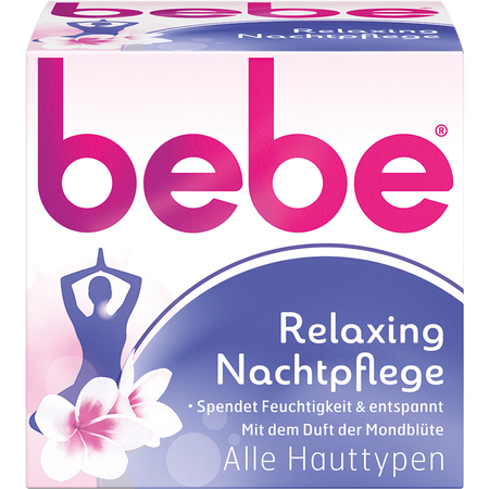 bebe Young Care Relaxing Nachtpflege