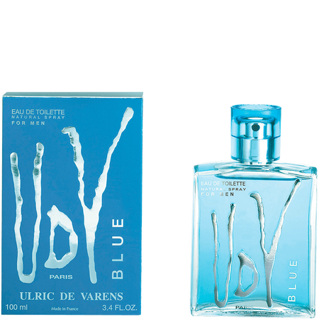Ulric de Varens Blue for Men Eau de Toilette (EdT)