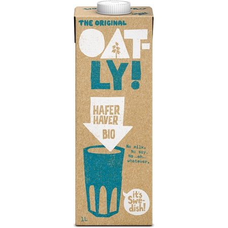 Oatly Hafer Drink Bio