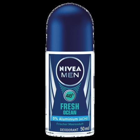 NIVEA MEN Fresh Ocean Deo Roll-on