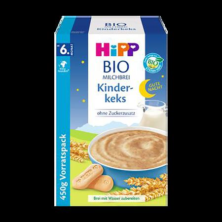 HiPP Gute Nacht Milchbrei Kinderkeks