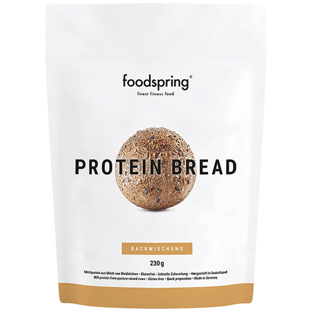 foodspring Protein Brot Backmischung