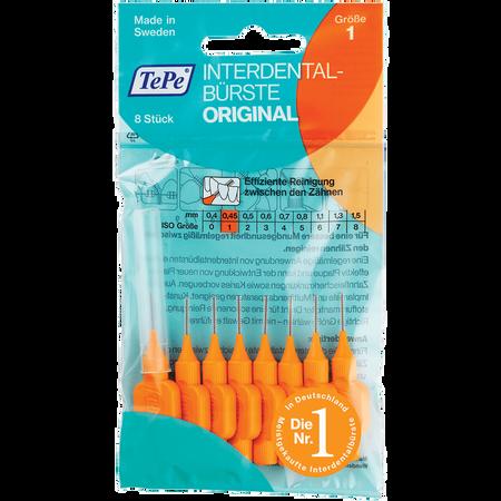 TePe Interdentalbürsten orange 0.45mm