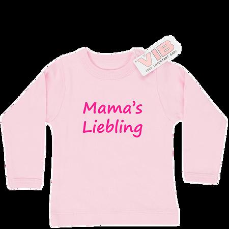 VIB Very Important Baby Babyshirt rosa