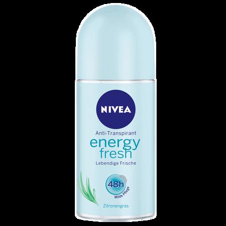 NIVEA Deo Roll-On Energy Fresh