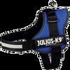 Bild: JULIUS-K9 Powergeschirr für Hunde Größe 3 blau