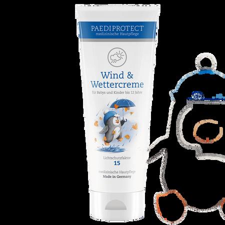 PAEDIPROTECT Wind & Wettercreme