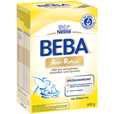 BEBA Anti-Reflux Spezialnahrung