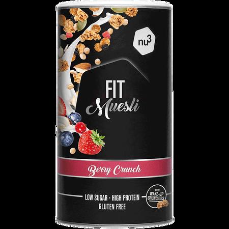 NU3 Fit Müsli Berry Crunch