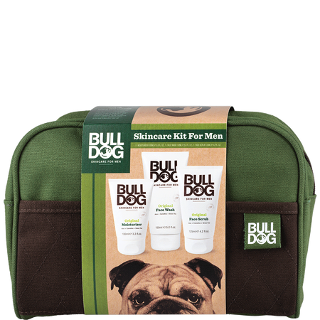 Bulldog Skincare Kit for Men Geschenkset