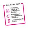 Bild: BI HOME Sportwaschmittel Active Fresh