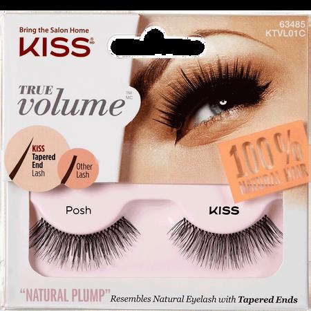 KISS True Volume Lashes - Posh