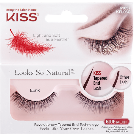 KISS Looks So Natural Lashes Iconic