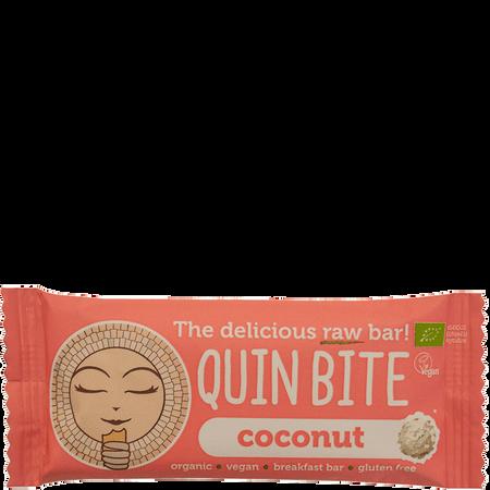 QUIN BITE Coconut Raw Bar Riegel