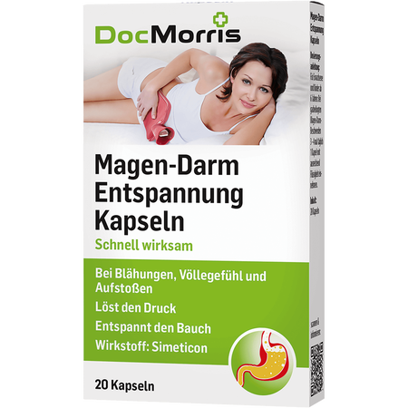DocMorris Magen-Darm Entspannung Kapseln
