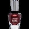 Bild: Sally Hansen Complete Salon Manicure Nagellack haute chocolate