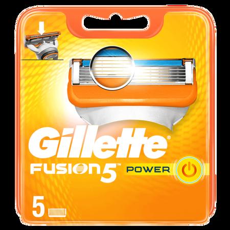 Gillette Fusion Fusion 5 Power Klingen