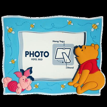 Winnie Pooh Bilderrahmen 11x8cm