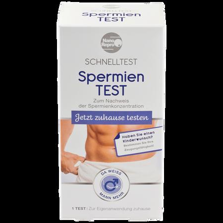 Nano Repro Schnelltest Spermien