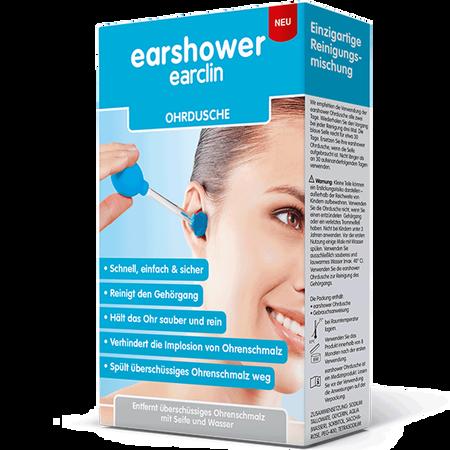 earshower earclin Ohrdusche