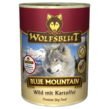 Wolfsblut Blue Mountain Wildfleisch