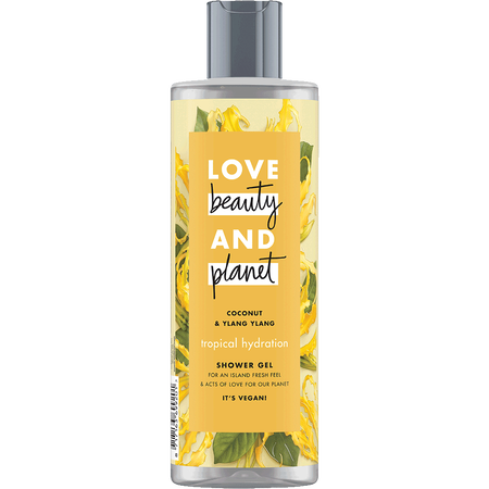 Love Beauty &  Planet Shower Gel Coconut & Ylang Ylang
