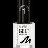 Bild: MANHATTAN Super Gel Nailpolish in love with white