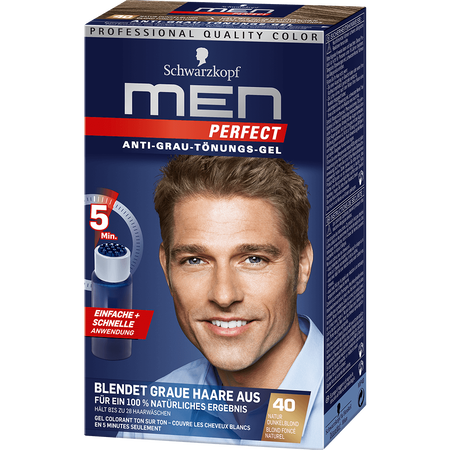 Schwarzkopf MEN PERFECT Tönung