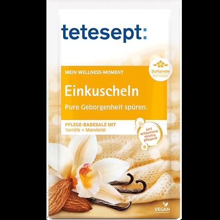 tetesept: Pflege -Badesalz Einkuscheln