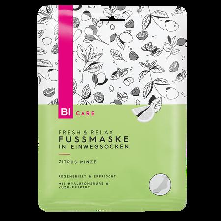 BI CARE Fresh & Relax Fussmaske