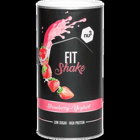 NU3 Fit Shake Strawberry Yoghurt